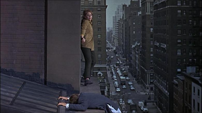 Barefoot in the Park (film) movie scenes