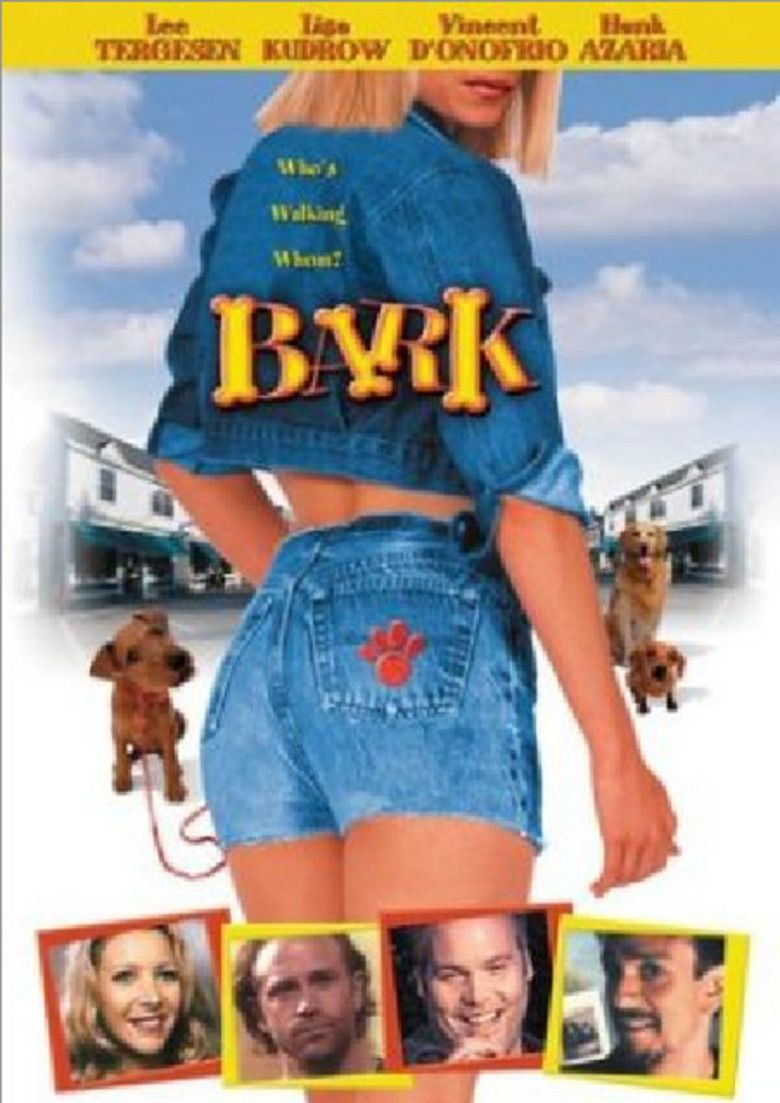 Bark! movie poster