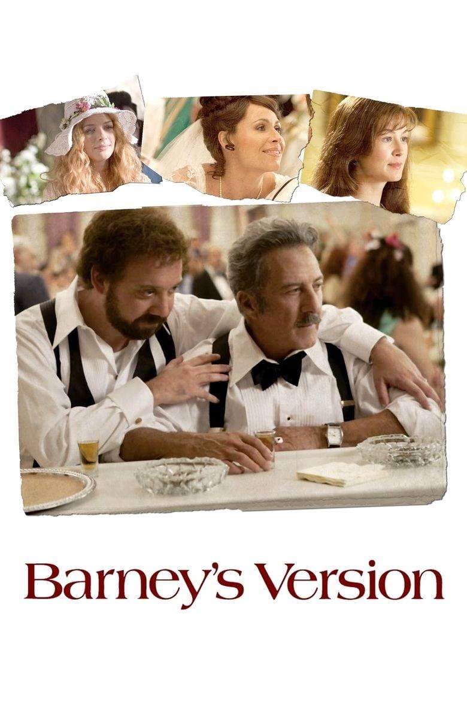 Barneys Version (film) movie poster