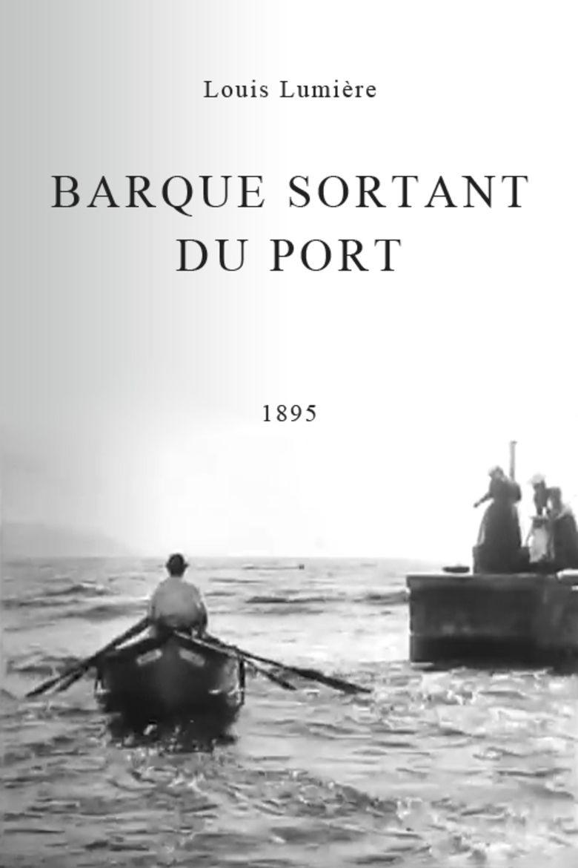 Barque sortant du port movie poster
