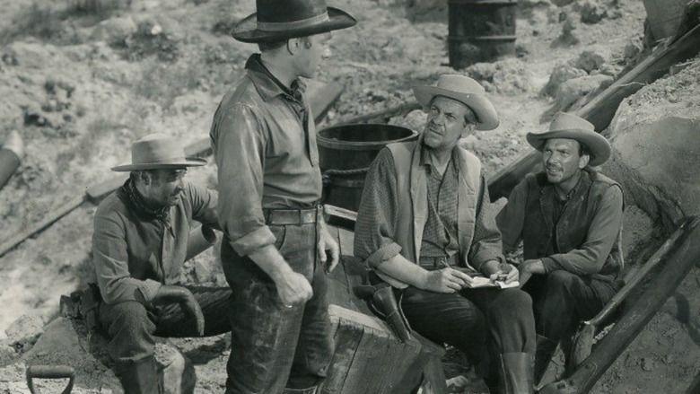 Barricade (1950 film) movie scenes