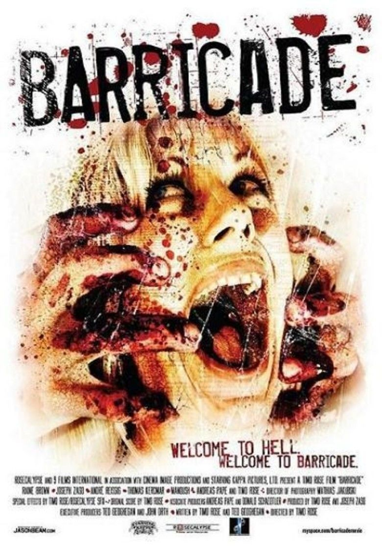 Barricade (2007 film) movie poster
