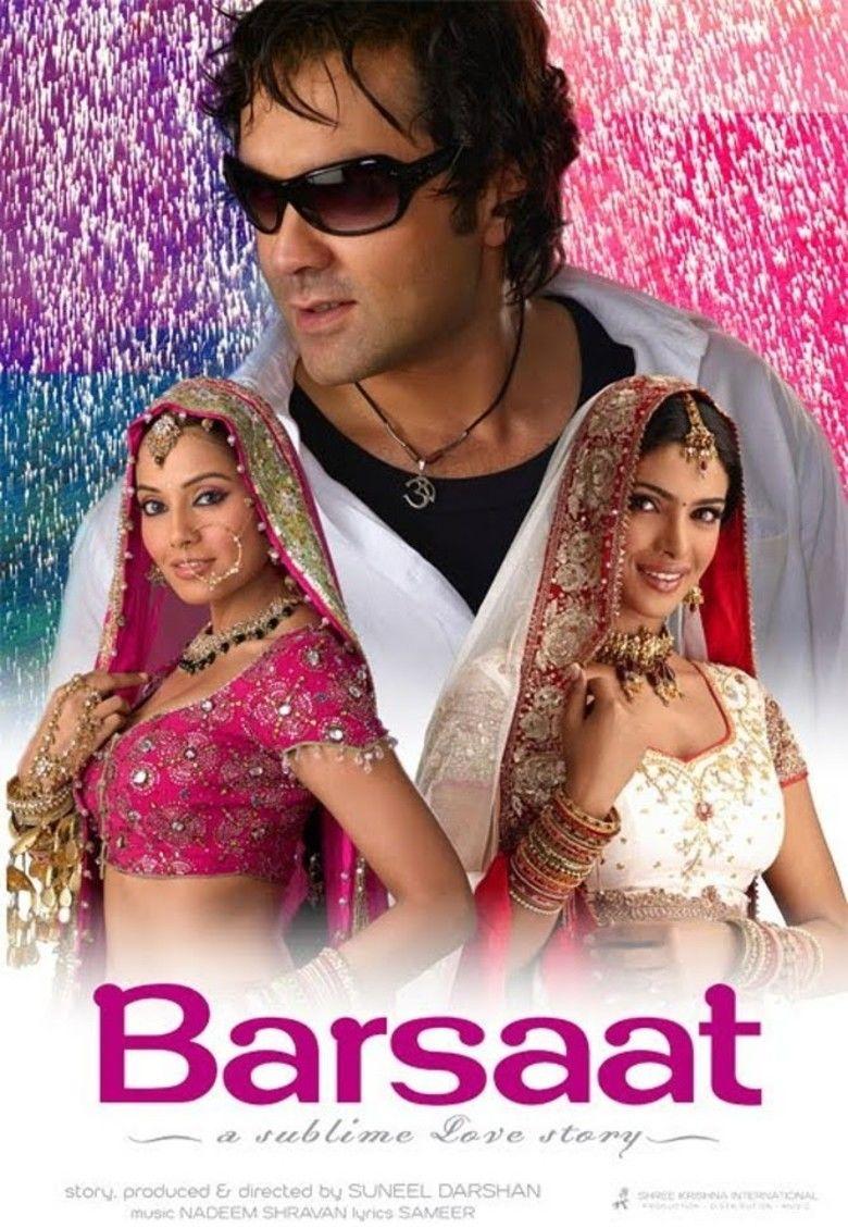 Barsaat (1995 film) movie poster