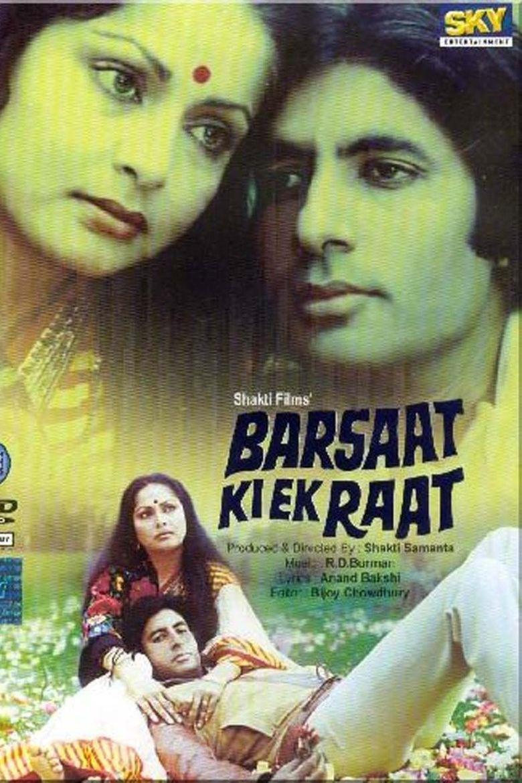 Barsaat Ki Ek Raat movie poster