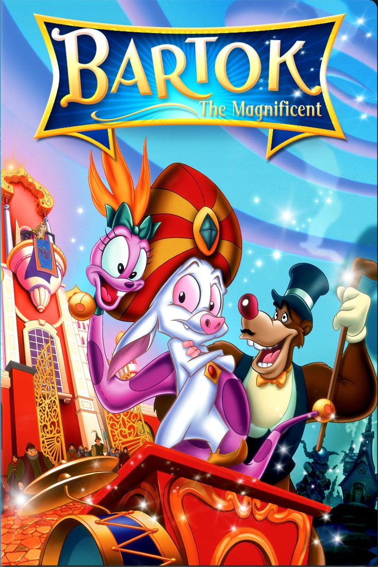 Bartok the Magnificent movie poster