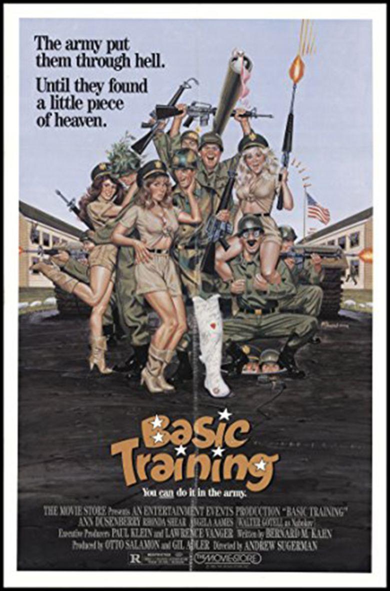 Basic Training (1985 film) movie poster