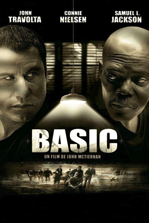 Basic (film) movie poster