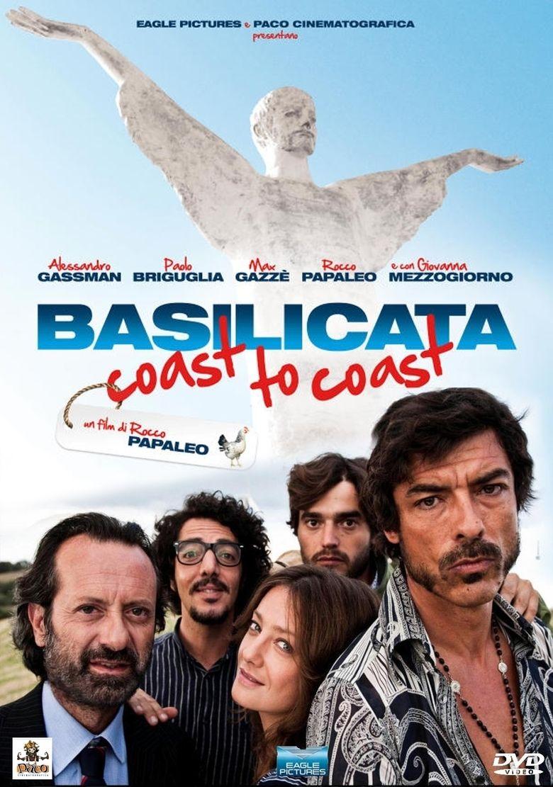 Basilicata Coast to Coast movie poster