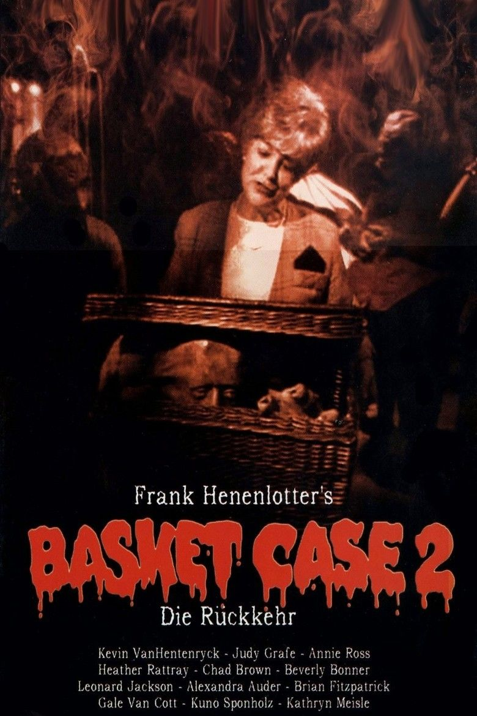 Basket Case 2 movie poster