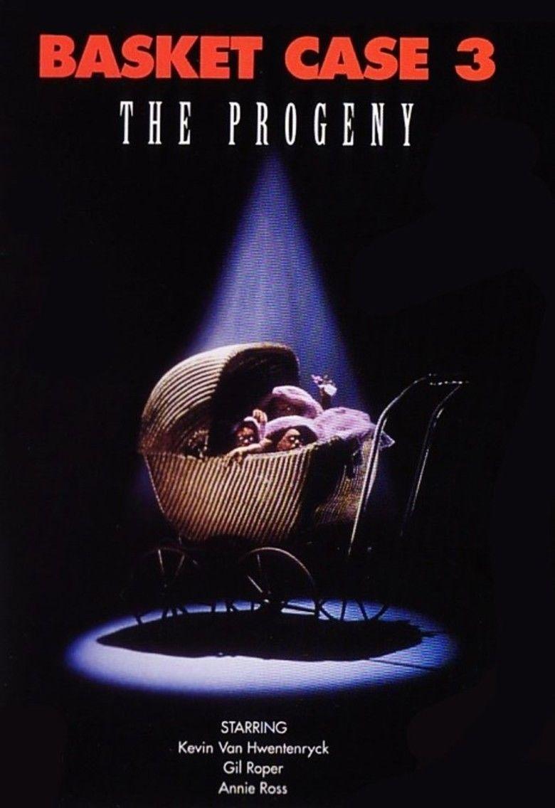 Basket Case 3: The Progeny movie poster