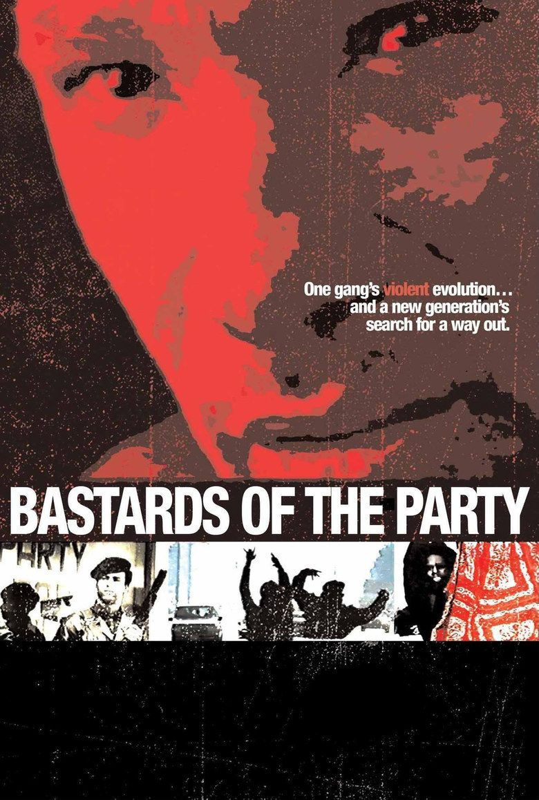 Bastards of the Party movie poster