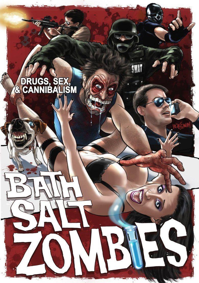 Bath Salt Zombies movie poster