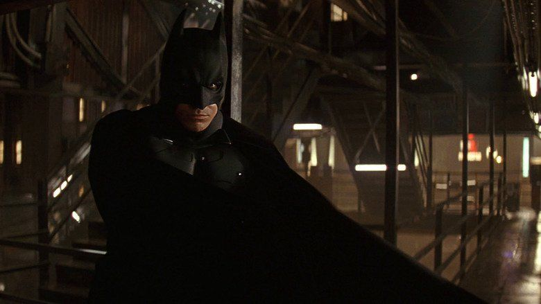 Batman Begins movie scenes