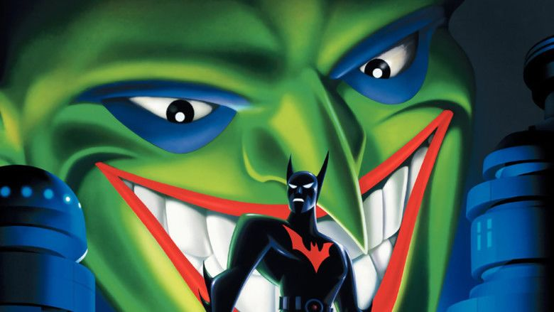 Batman Beyond: Return of the Joker movie scenes