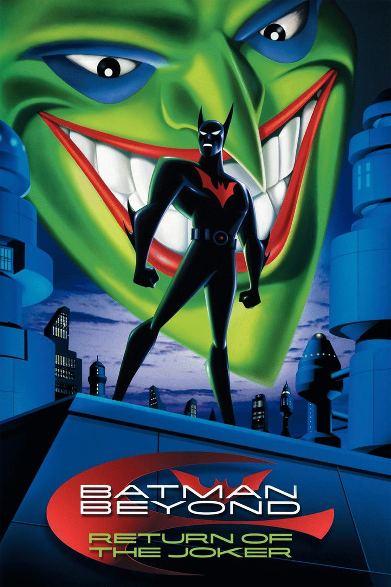 Batman Beyond: Return of the Joker movie poster