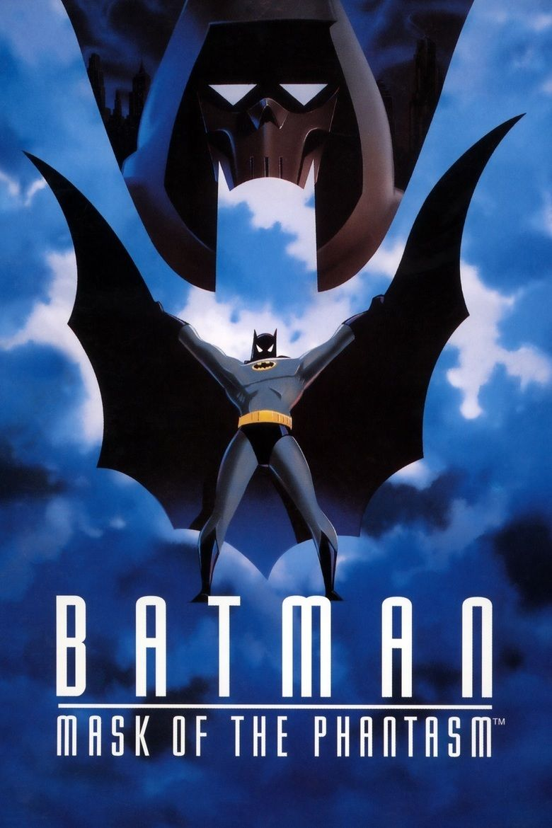 Batman: Mask of the Phantasm movie poster