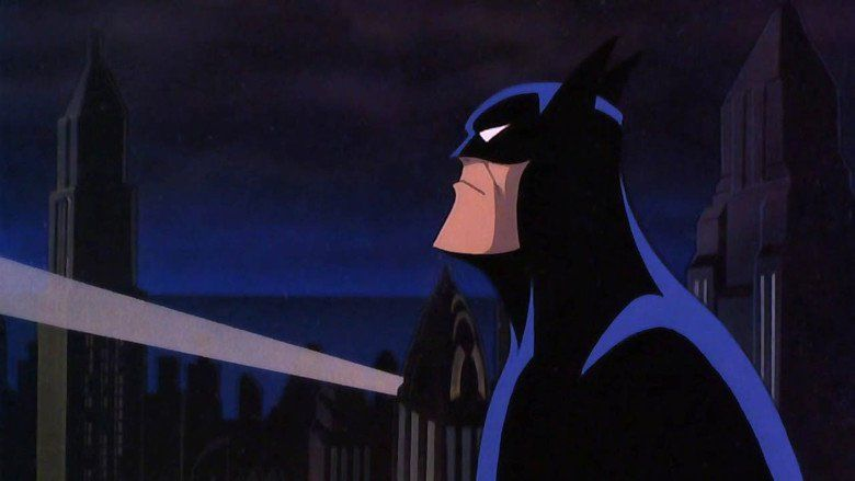 Batman: Mask of the Phantasm movie scenes