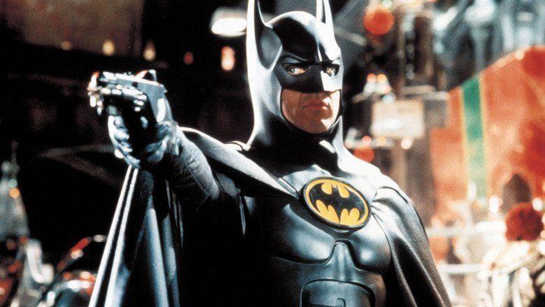 Batman Returns movie scenes