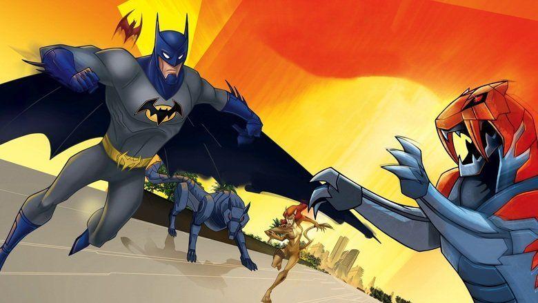 Batman Unlimited: Animal Instincts movie scenes