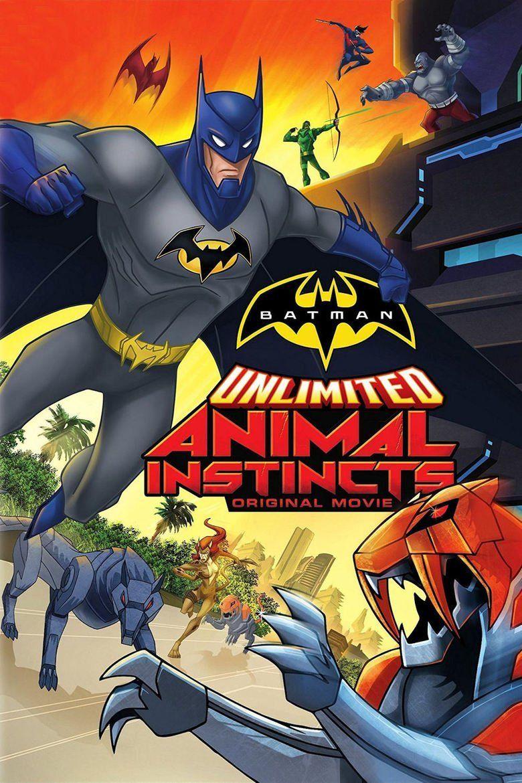 Batman Unlimited: Animal Instincts movie poster