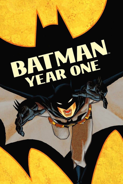 Batman: Year One (film) movie poster