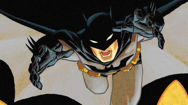 Batman: Year One (film) movie scenes