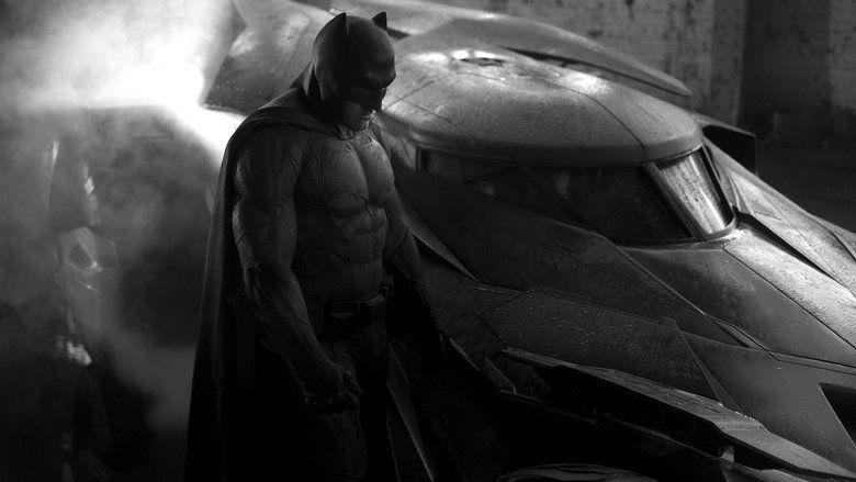 Batman v Superman: Dawn of Justice movie scenes