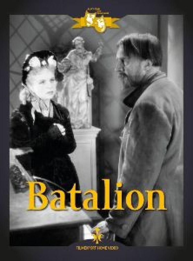 Battalion (film) movie poster