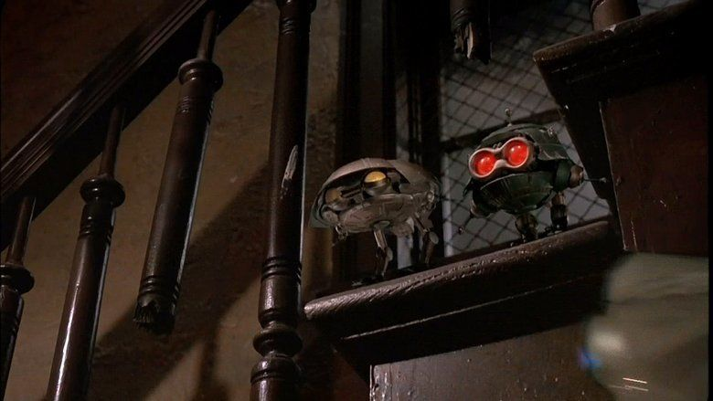 Batteries Not Included movie scenes