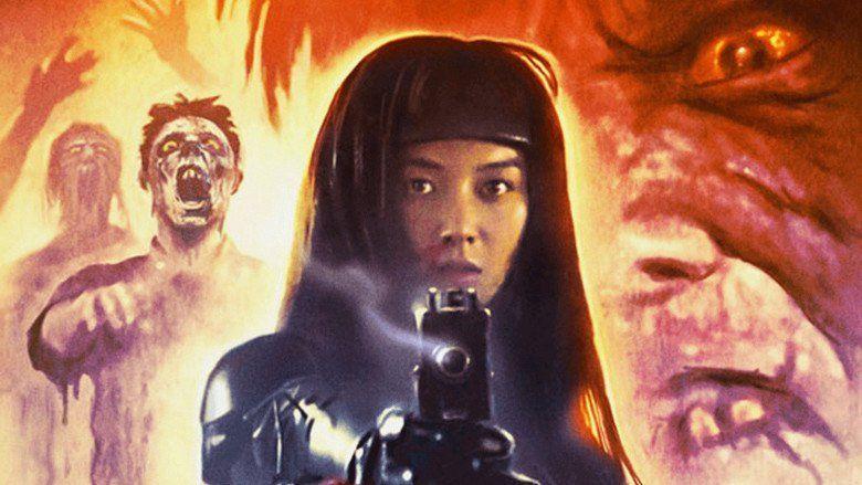 Battle Girl: The Living Dead in Tokyo Bay movie scenes