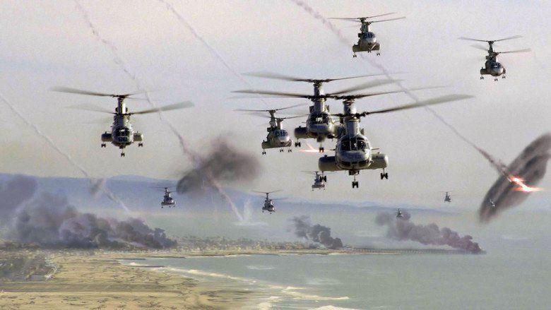 Battle: Los Angeles movie scenes