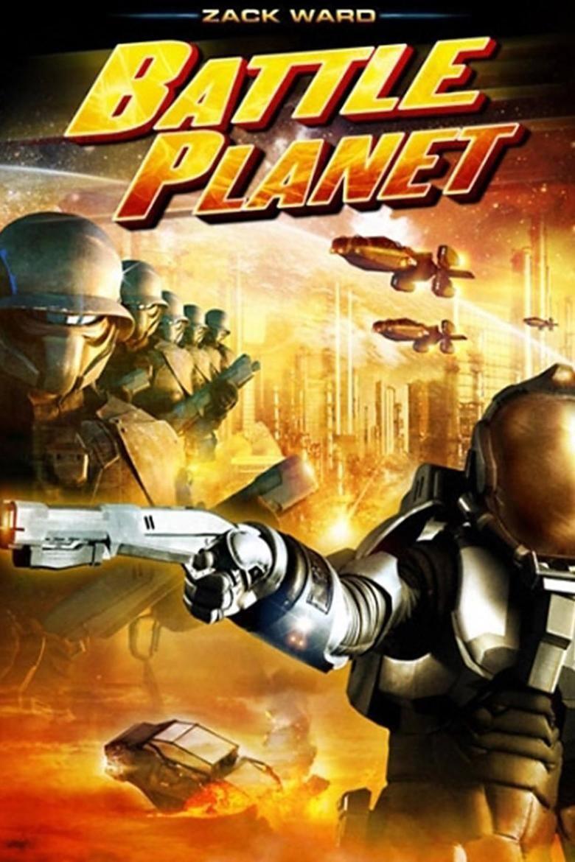 Battle Planet movie poster