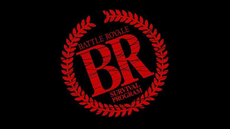 Battle Royale II: Requiem movie scenes