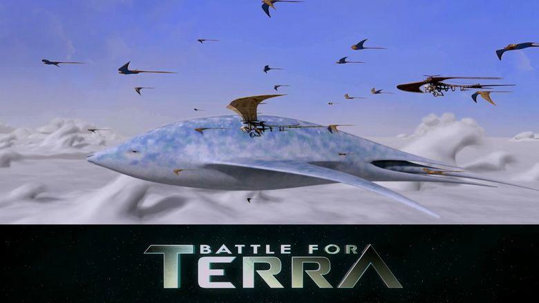 Battle for Terra movie scenes