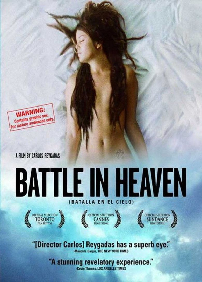 Battle in Heaven movie poster