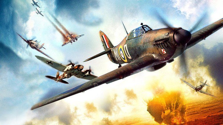 Battle of Britain (film) movie scenes