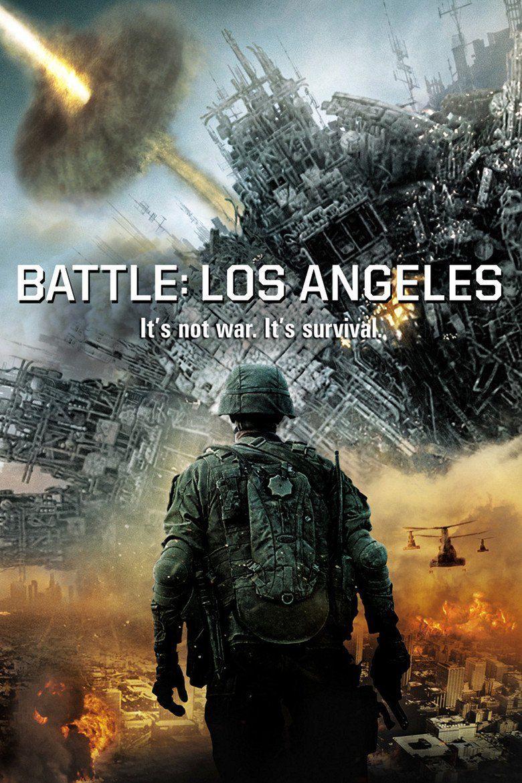 Battle of Los Angeles (film) movie poster