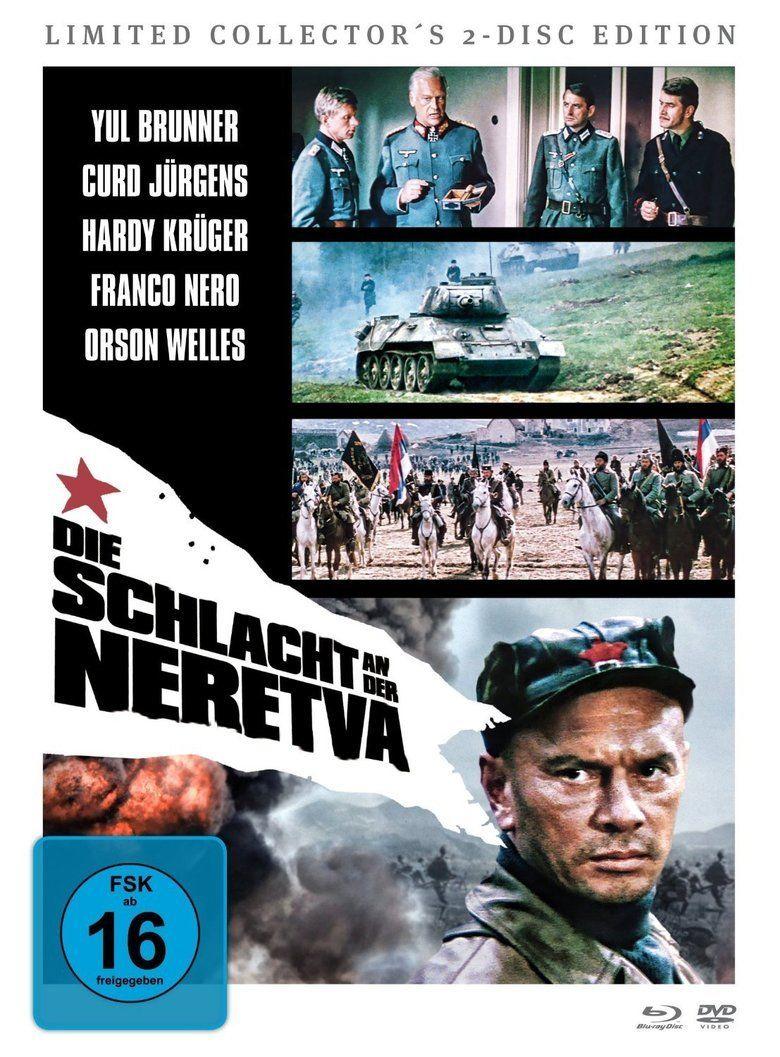 Battle of Neretva (film) movie poster