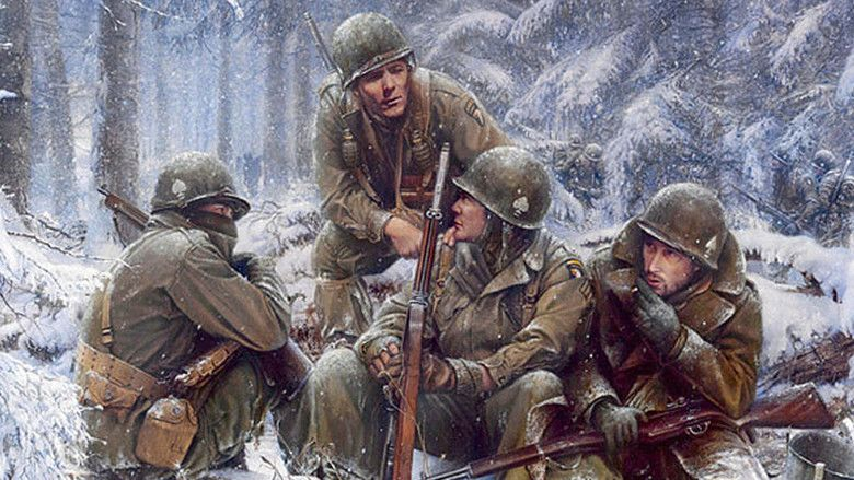 Battle of the Bulge (film) movie scenes