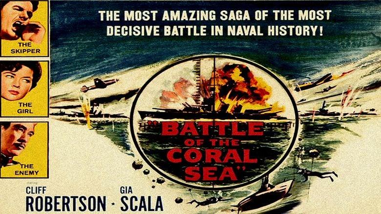 Battle of the Coral Sea (film) movie scenes