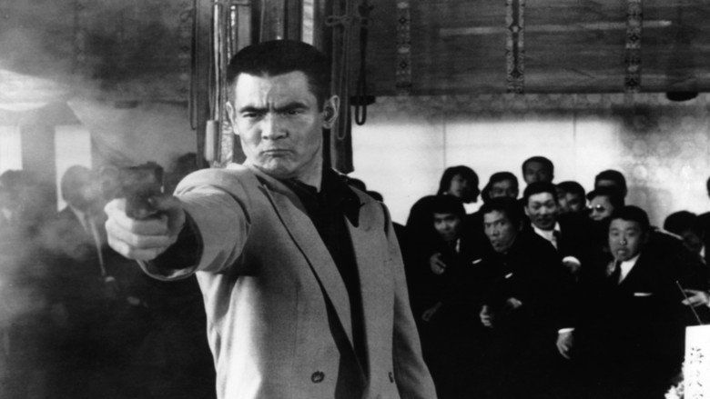Battles Without Honor and Humanity movie scenes
