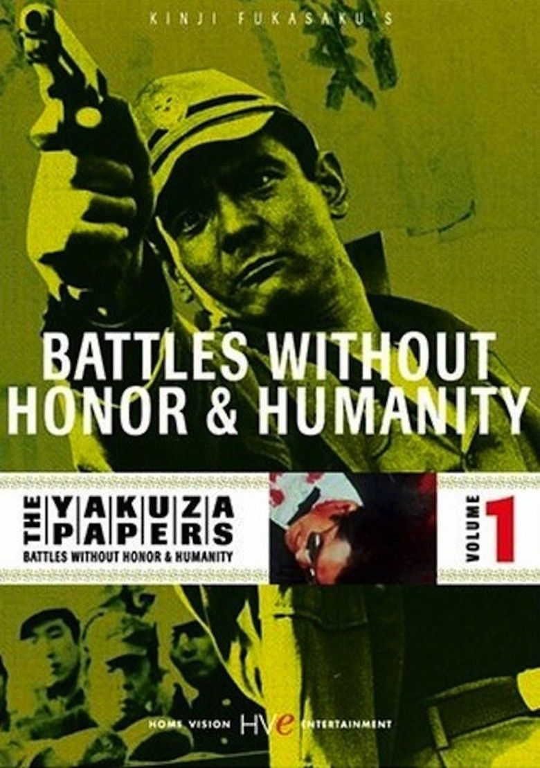 Battles Without Honor and Humanity movie poster