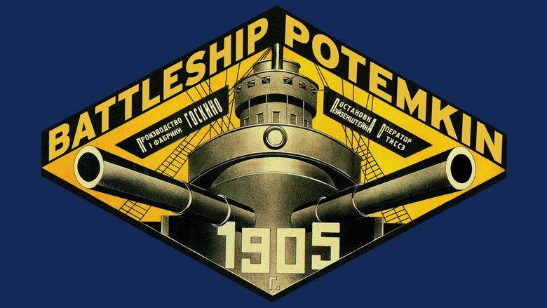 Battleship Potemkin movie scenes