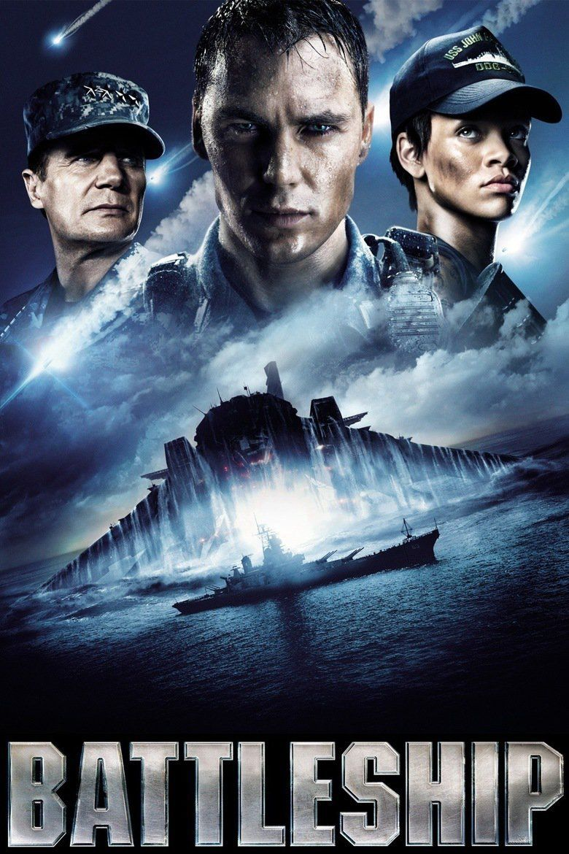 Battleship (film) movie poster