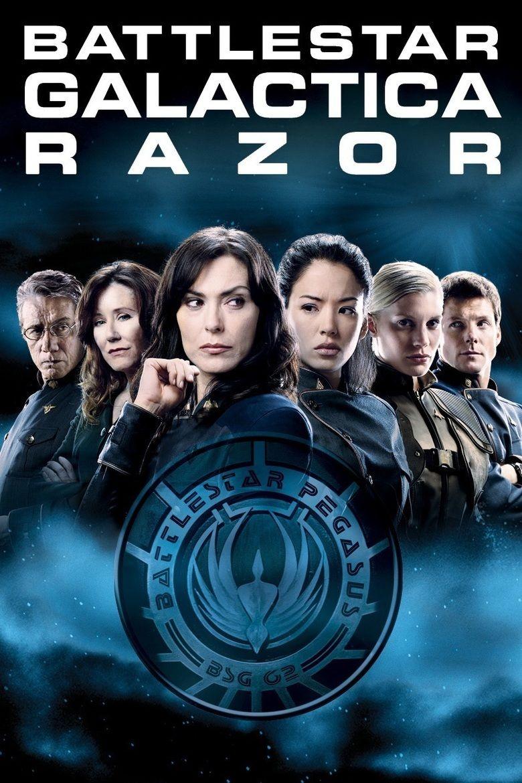 Battlestar Galactica: The Plan movie poster
