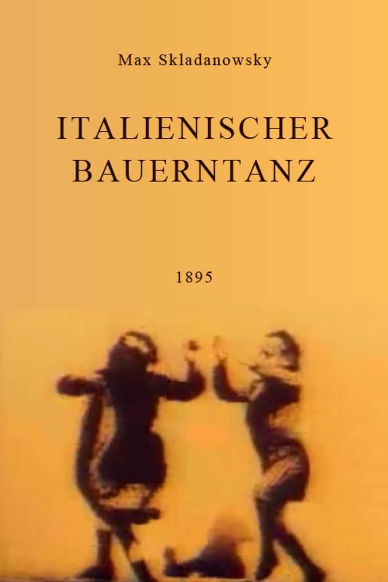 Bauerntanz zweier Kinder movie poster