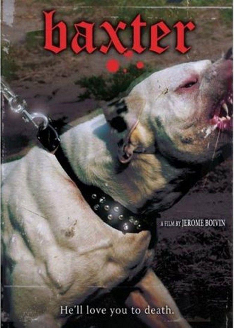Baxter (film) movie poster