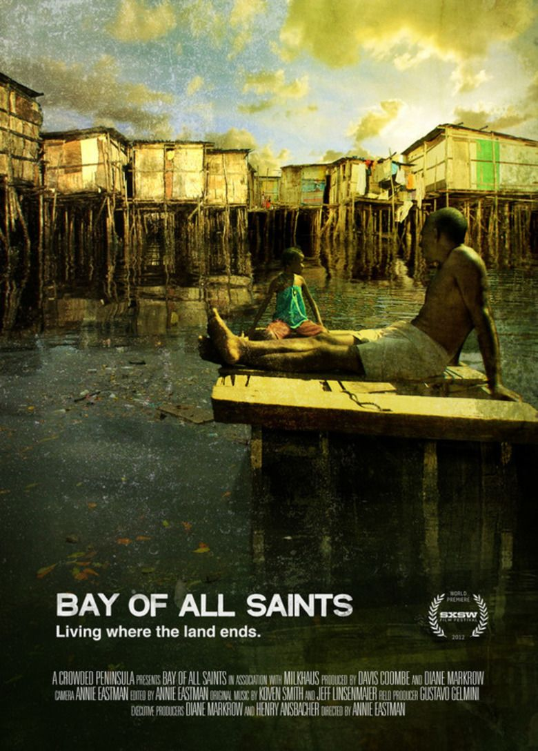 Bay of All Saints (film) movie poster