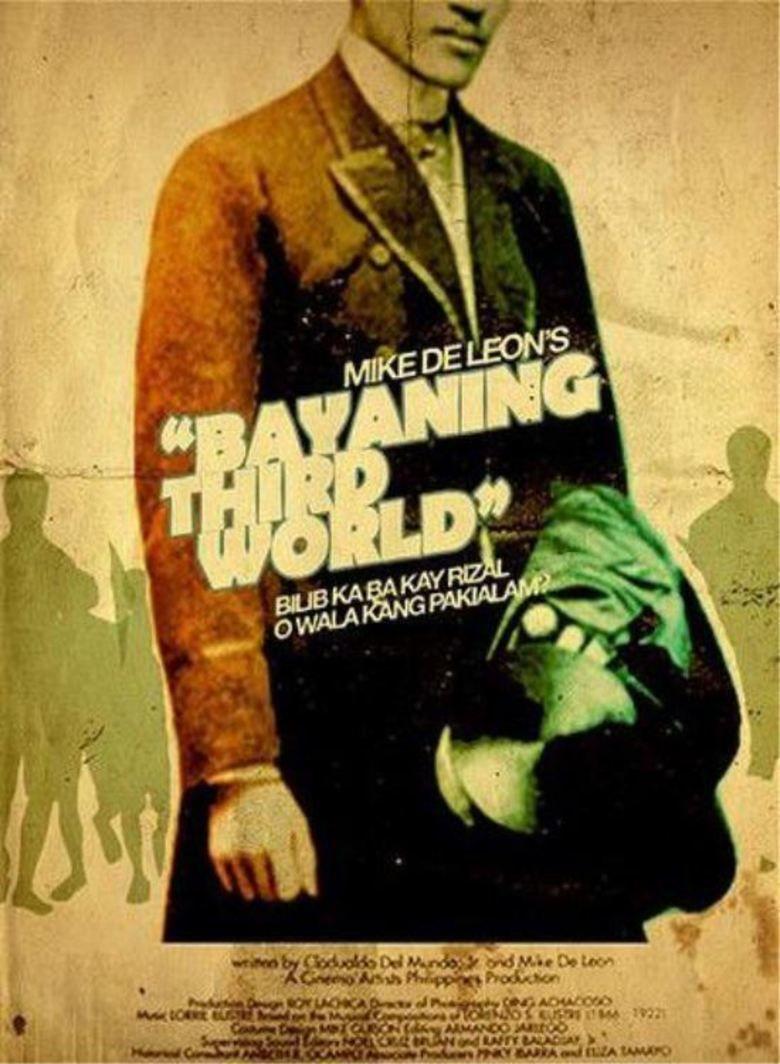 Bayaning 3rd World movie poster