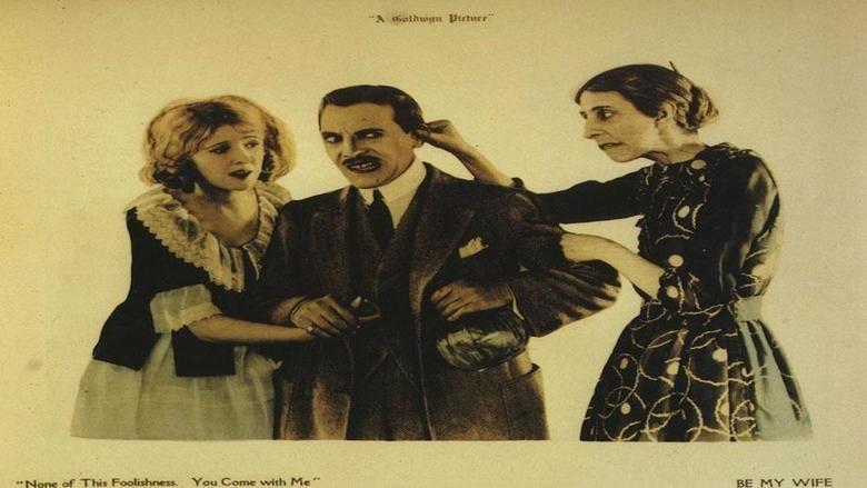 Be My Wife (1921 film) movie scenes